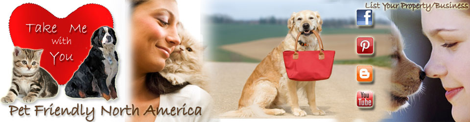 pet friendly north america